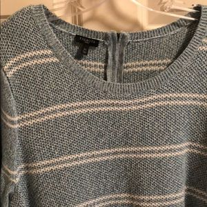 Talbots Striped Sweater 2X EUC
